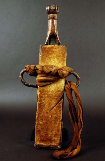 Tikar Ceremonial Sword