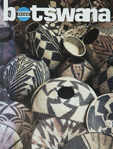 Botswana Review - A Pan African Cultural Journal