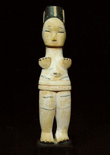 Female doll - Ibibio - Nigeria