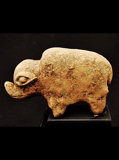 Animal figurine - Komaland - Northern Ghana